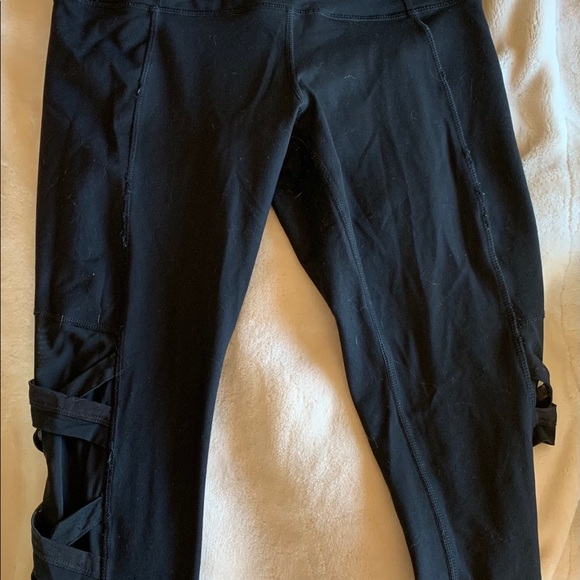 Active Life Cropped Leggings